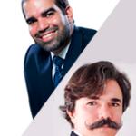 Nestor Távora e Rosmar Alencar
